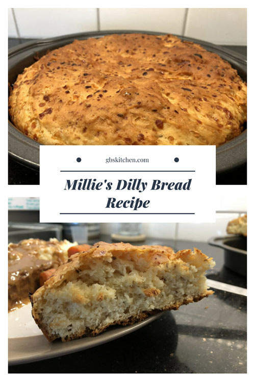 Millie's Dilly Bread Recipe
