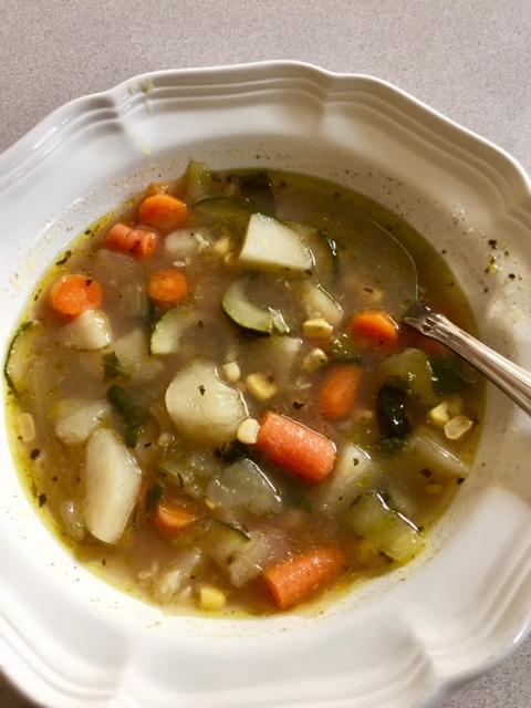 ahh soup