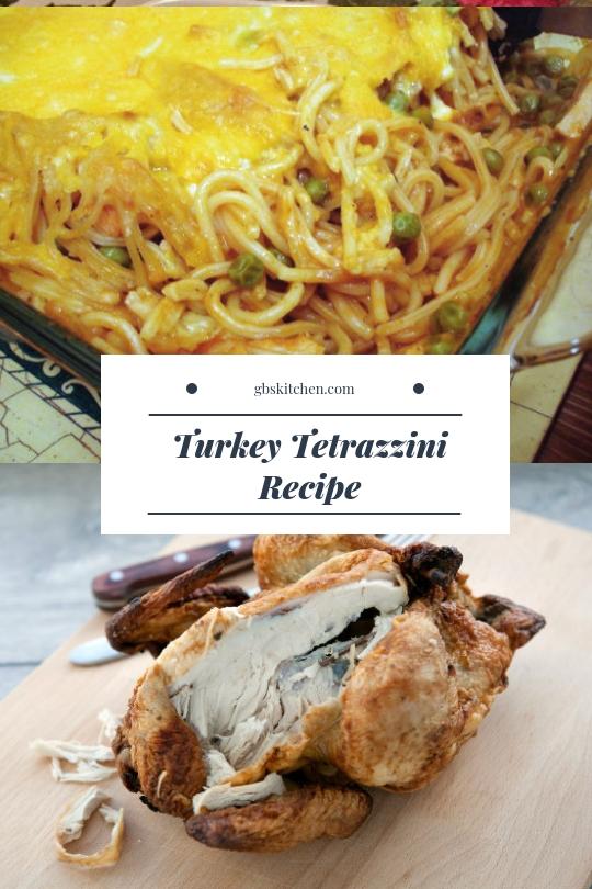 turkey tetrazzini