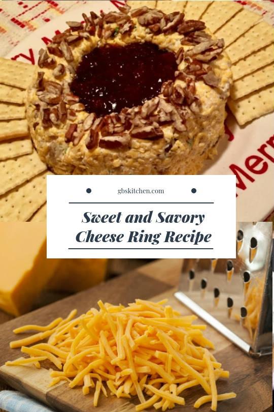 cheese ring recipe