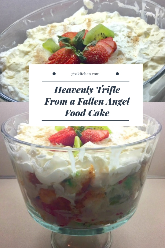 heavenly trifle