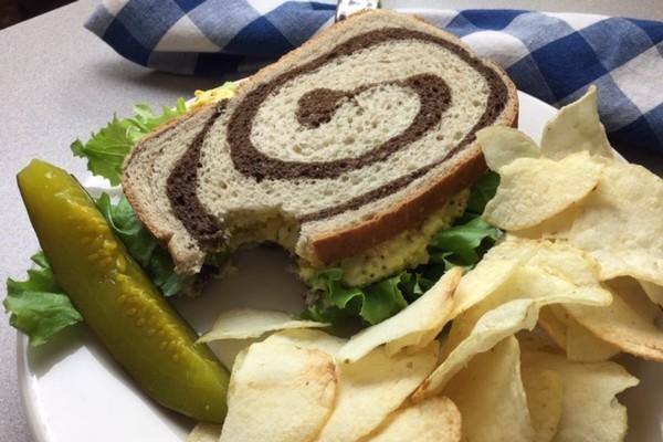 track meet sandwich