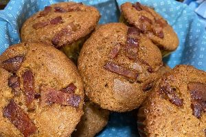 pork and beans muffins