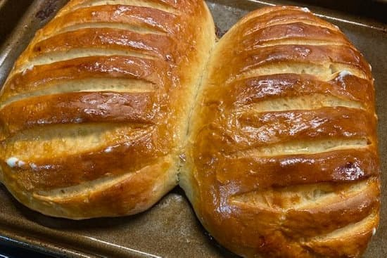 fat chewy loaves of sour dough