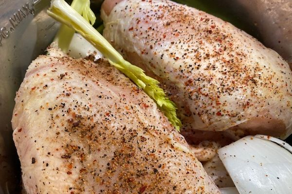 chicken for dressing