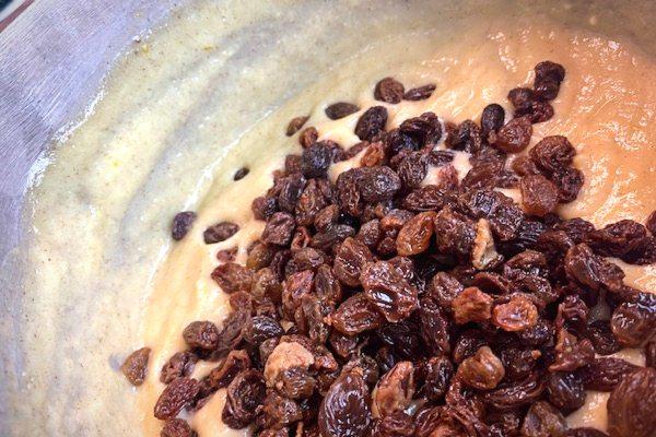 sour cream raisin pie filling
