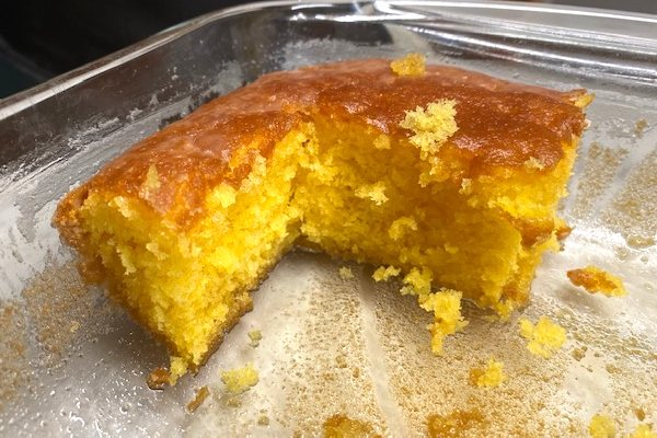 last piece of lemon cake